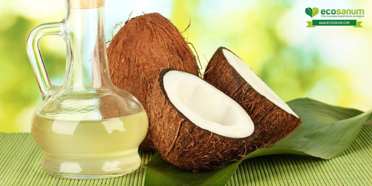 aceite de coco organico que es propiedades beneficios