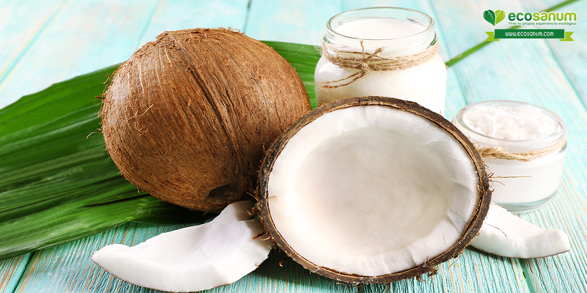 beneficios aceite de coco organico salud