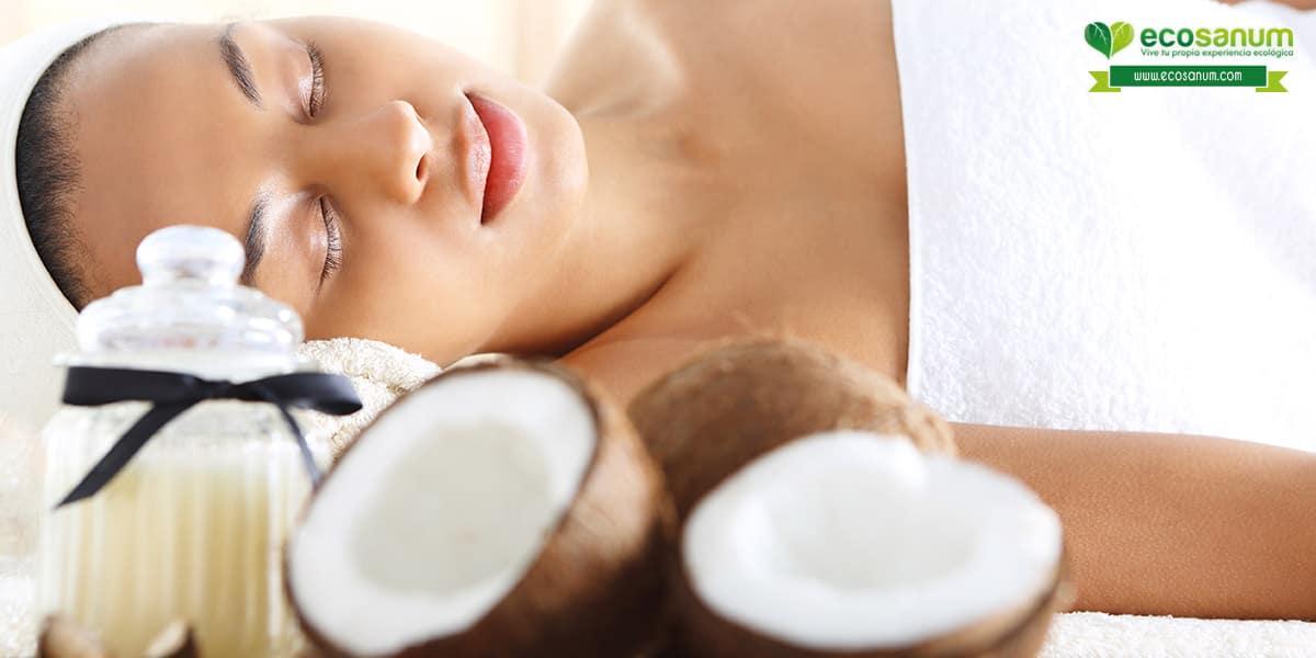 beneficios aceite de coco organico salud reduce estres